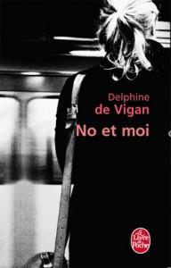 No et Moi, Delphine de Vigan dans Chroniques Littéraires no-et-moi-delphine-de-vigan-192x300