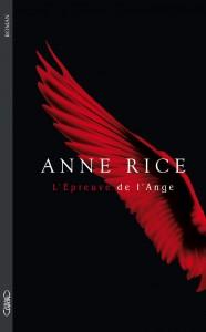 L'épreuve de l'ange de Anne Rice dans Autres image2-186x300