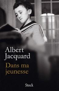 Dans ma jeunesse d'Albert Jacquard dans Autres image9-194x300