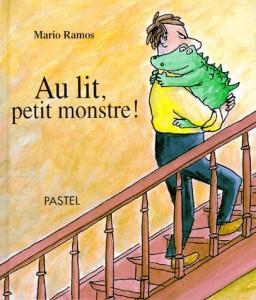 Au lit petit monstre de Mario Ramos dans Quelques critiques image8-256x300